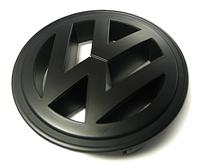 EMBLEM-VWJ5-F Black -VW- Emblem, Front Mk5 Jetta/B6