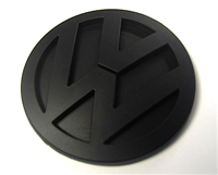 EMBLEM-VWJ5-R Black -VW- Emblem, Rear Mk5 JETTA Only