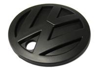EMBLEM-VWJ4-R Black -VW- Emblem, Rear Mk4 Jetta