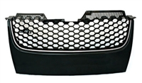 Mk5 GTi/Jetta Honeycomb Badgeless Grill w/Chrome