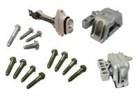 OEM Motor Mount Kit, Mk4 VR6 12v, 24v, R32
