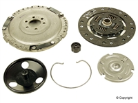 K7012801 Sachs OEM Clutch Kit, Mk3 2.0L 3/94-up