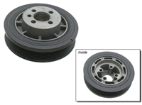037105243A Crankshaft Pulley with Vibration Damper, Mk3 2.0L