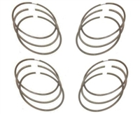 053198151C_qty4 Piston Ring Set 82.5mm, Mk4/Mk3 2.0L, Mk2 2.0L