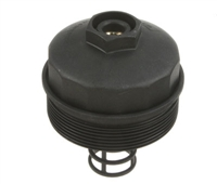 021115433E Oil Filter Housing Cap, 1996-up 12v VR6