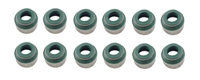 027109675_qty12 Valve Stem Seals (Set of 12), 12v VR6