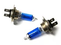 emK H7 Super White Headlight Bulb Set