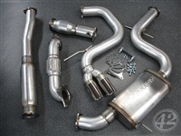 EX-05-3XXXXX 42 Draft VW Mk5 2.0T FSi/TSi Turbo Back Exhaust