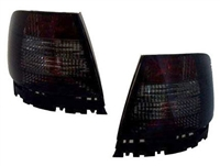 HAUA4B5TL-S Audi A4 B5 Tail Lights - Euro Style - Crystal