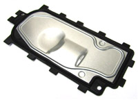 1J0711090 Shifter Base Plate, All Mk4 and Mk5 2.5L/TDi