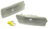 10113 Clear Bumper Sidemarkers, Mk6 GTi