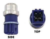 701919369C Coolant Temp Sensor (Blue/White 4-pin), Mk3 VR6