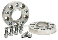 H&R Wheel Spacers, VW 5x100, 20mm (DRA Style)
