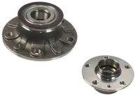1K0598611 Wheel Hub and Bearing (Rear), Mk5 GTi/Rabbit - SKF Brand