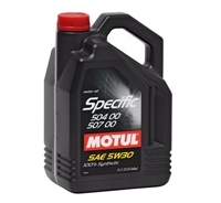 3374650-018812 Motul 5W-30 Synthetic Oil (TDi 504.00/507.00), 5