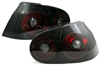 HVWG5TL-BR Black Cherry Red Taillights, MK5 Golf, Rabbit,