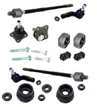 Ultimate Stage 2 Front Suspension Rebuild Kit for VW Mk4 Golf / Jetta