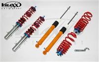 70-AV-30-55 -V-Maxx XXtreme Damping Coilover Kit, Mk6 Golf/GTi & Jetta GLi