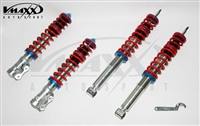 60 VW 02 -V-Maxx Fixed Damping Coilover Kit, Mk2