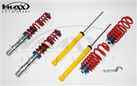 60 AV 17/55 -V-Maxx Fixed Damping Coilover Kit, B6 Passat/CC