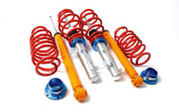 60 VW 09 -V-Maxx Fixed Damping Coilover Kit, B3/B4 Passat