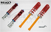 60 VW 10 -V-Maxx Fixed Damping Coilover Kit, B3/B4 Passat