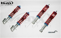 60 VW 01 -V-Maxx Fixed Damping Coilover Kit, Mk1/Mk2