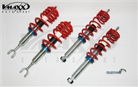 60 AU 01 -V-Maxx Fixed Damping Coilover Kit, B5 Audi A4