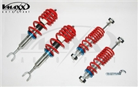 60 AU 03- -V-Maxx Fixed Damping Coilover Kit, B5 Audi A4