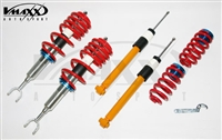 60 AU 09 -V-Maxx Fixed Damping Coilover Kit, B6/B7 Audi A4