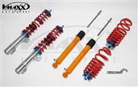 70 AV 07 -V-Maxx XXtreme Damping Coilover Kit, Mk1 Audi TT