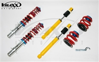 60 AV 06- -V-Maxx Fixed Damping Coilover Kit, Mk1 Audi TT