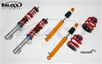 70 AV 06- -V-Maxx XXtreme Damping Coilover Kit, Mk1 Audi TT