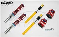 60 AV 06 -V-Maxx Fixed Damping Coilover Kit, Mk4 Golf R32