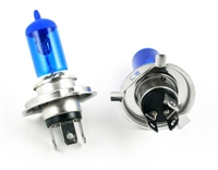 emK-H4-SW emK H4 Super White Headlight Bulb Set