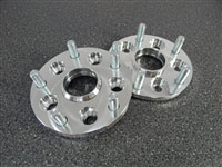 42DD-5x100-5x120.65 42 Draft Wheel Adaptors, 5x100 to 5x120.65
