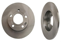 8E0615601B_qty2 Rear Rotors 245mm (Plain), B6 Audi A4 1.8T 02-05