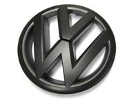 EMBLEM-VWJ6-F Black -VW- Emblem, Front Mk6 Jetta