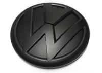 """EMBLEM-VWJ6-R Black """"VW"""" Emblem, Rear Mk6 Jetta"""