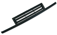 GR-VWJ3-B2 Mk3 Jetta Badgeless 2-Bar Grill, Black Finish