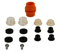 Shifter Bushing Kit, Mk2/Mk3 - 4-cyl