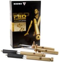2100 4019 KONI FSD Shock Kit, Mk4