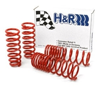 54715-88 H&R Race Springs, Mk2/Mk3 Golf/Jetta 4-cyl 1985-1996