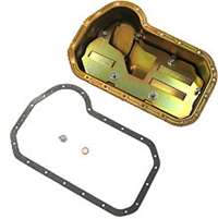 10.115.410K SportTuned Baffled Steel Oil Pan, Mk1/Mk2/Mk3 8v