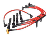 10.998.210K- Autotech 10.4mm Shock Therapy Plug Wires, Mk2 8v