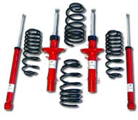 10.498.805K ClubSport Stage I Spring - Shock Kit, Mk5 GTi