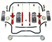 10.498.80336 ClubSport Stage 3 Suspension Kit, Mk3 VR6