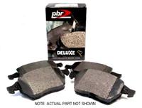 D1192D Rear, PBR Deluxe Brake Pads