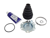 1J0498201J CV Joint Boot Kit, Tri-Pod Style Inner Mk4 5spd