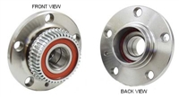 Wheel Bearing with Hub Assembly FEQ, Rear Mk4